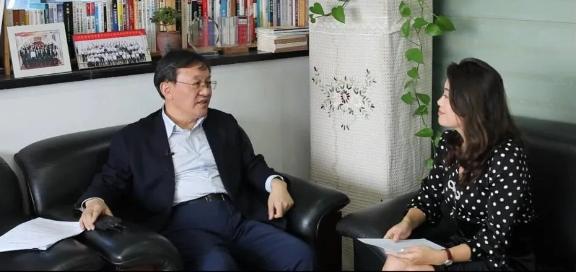 大咖对话   吴张建:打造集团数字化转型赋能平台