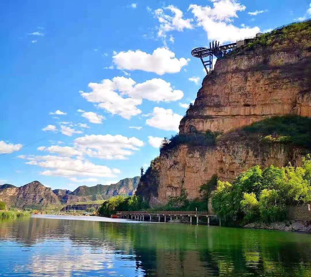 野三坡清泉山:一个让人魂牵梦绕的地方