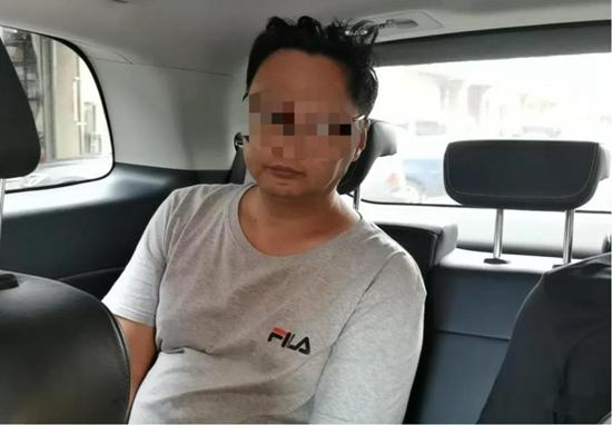 山西省长治市公安局上党分局抓获一名网上逃犯