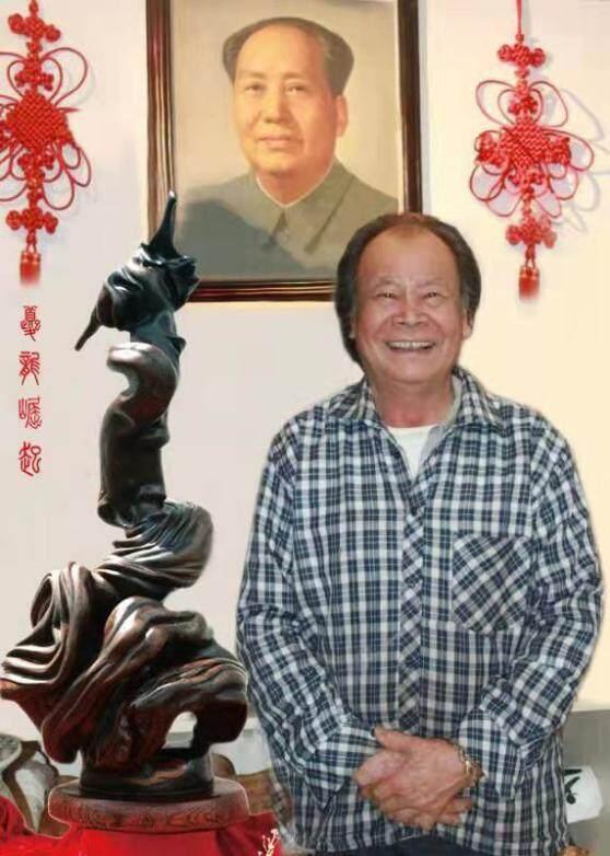 【领航中国】2021年最受关注艺术名家——黄灿升